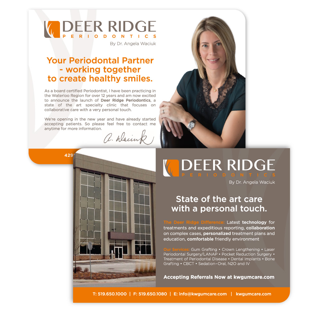 Deer Ridge Postcard