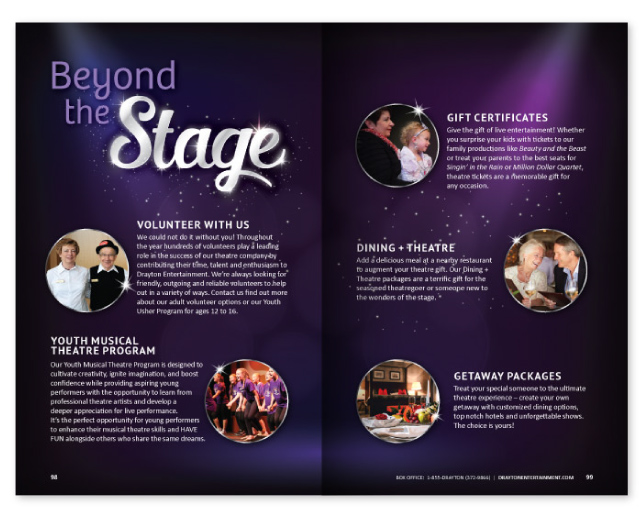 Drayton Entertainment Guide