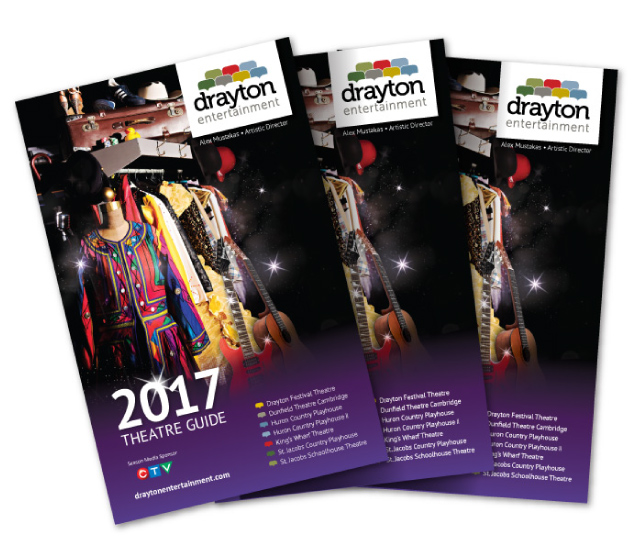 drayton-entertainment-guide-design