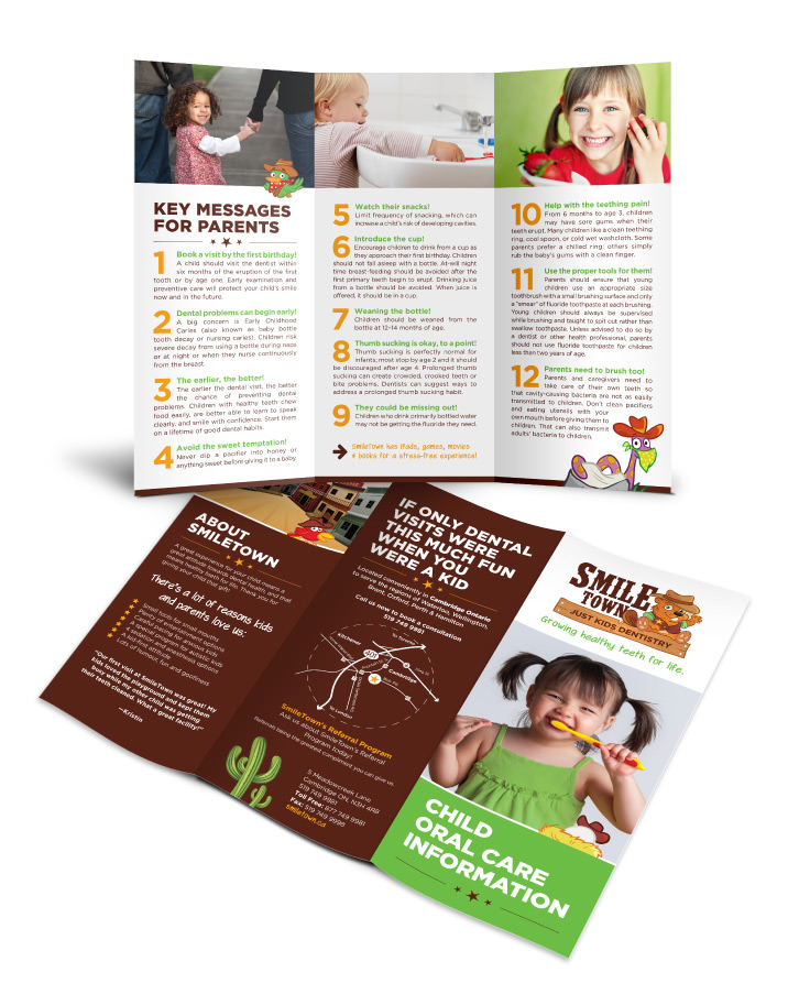 SmileTown Brochure