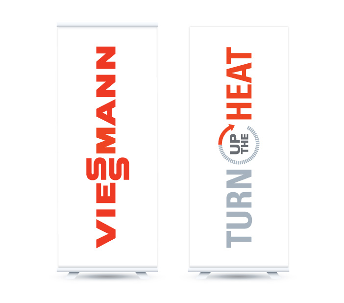 Viessman Conference Logo and Banners