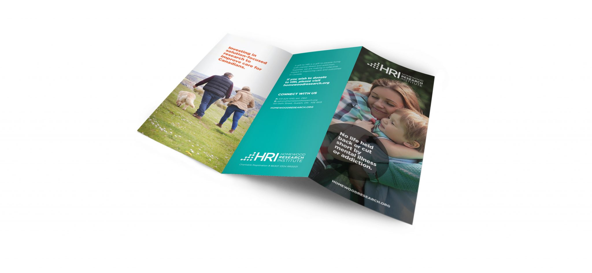 HRI Brochure Outside