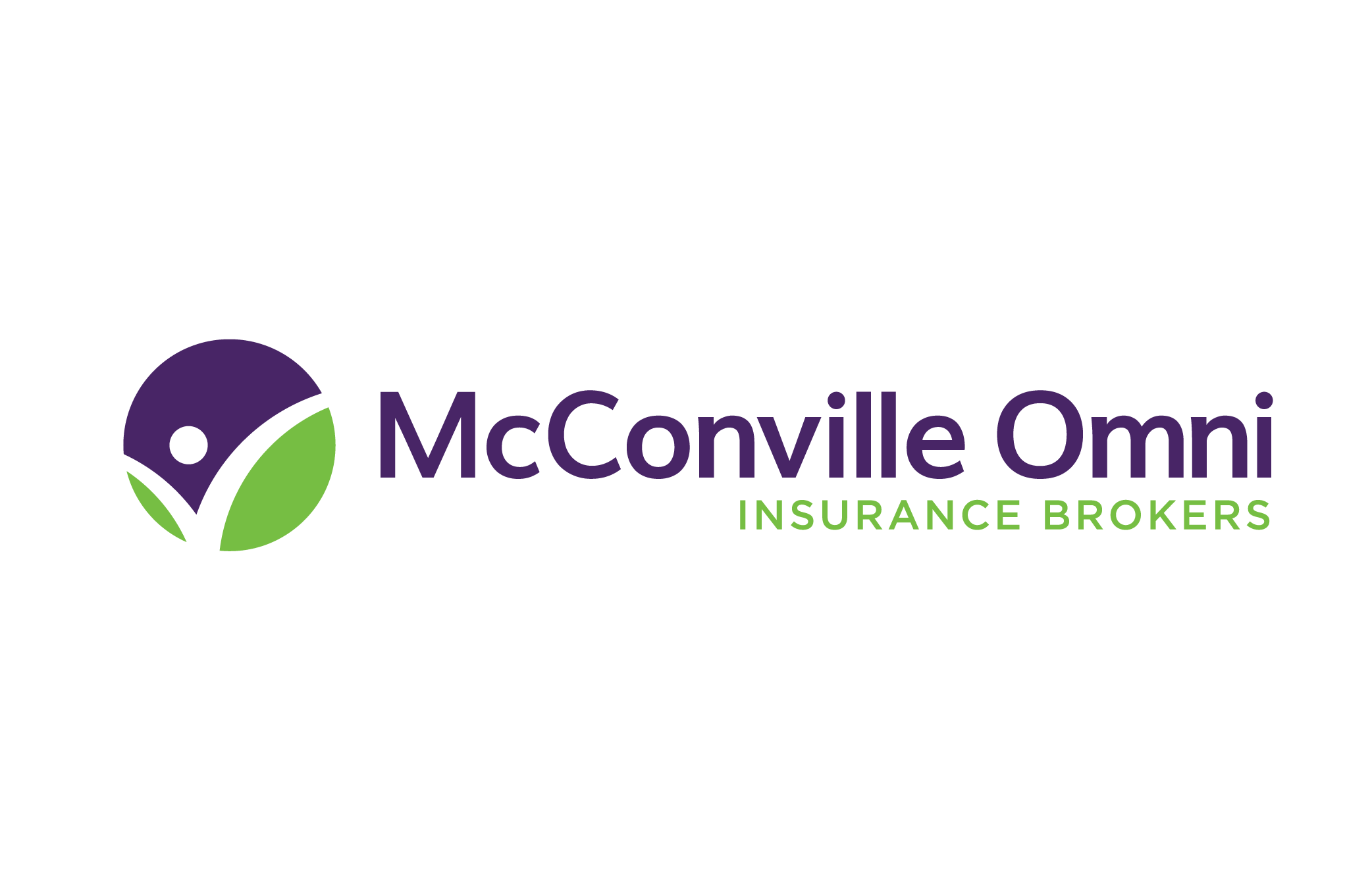 McConville Omni Insurance Brokers logo