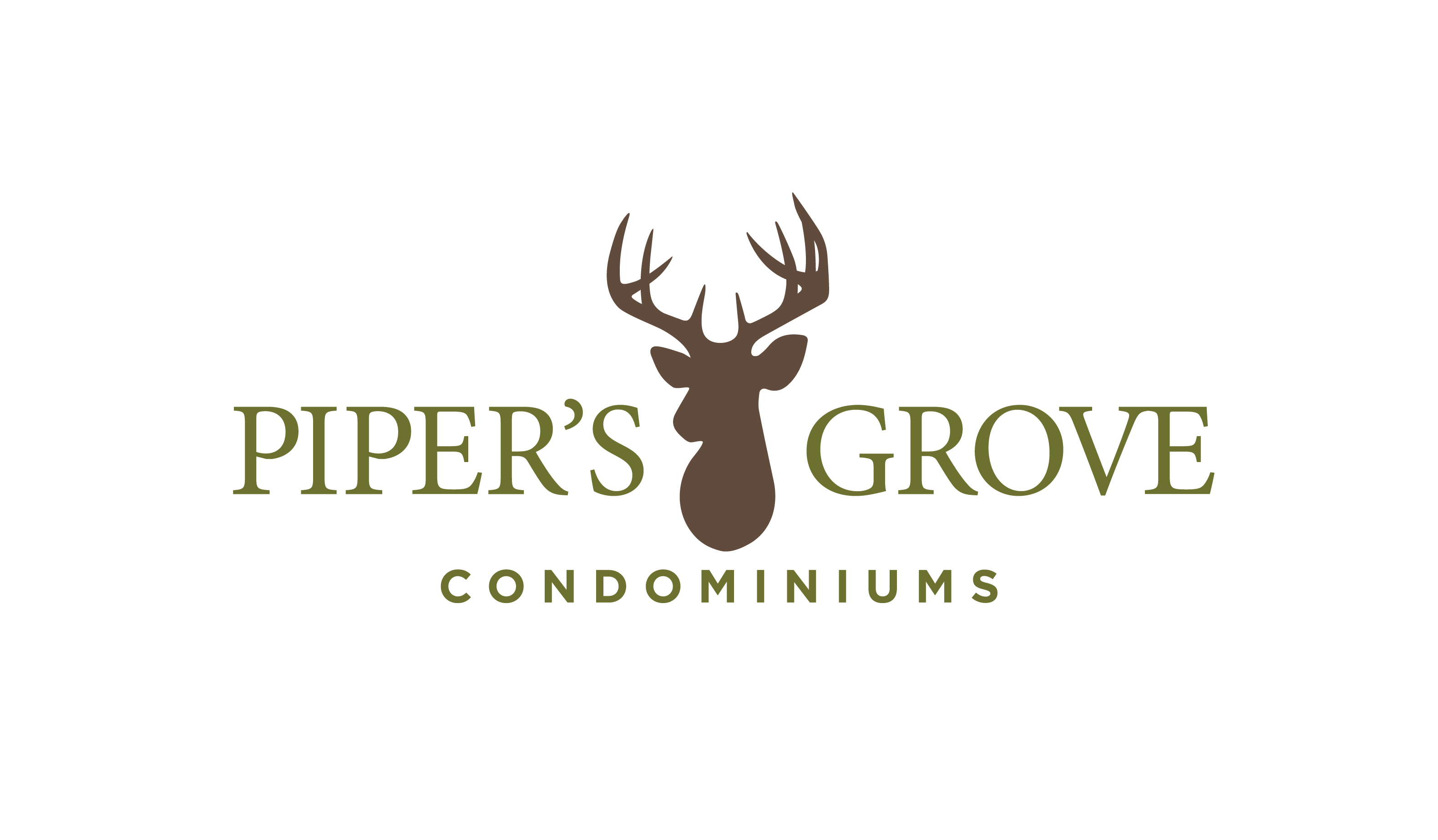 Piper's Grove Condominiums Logo