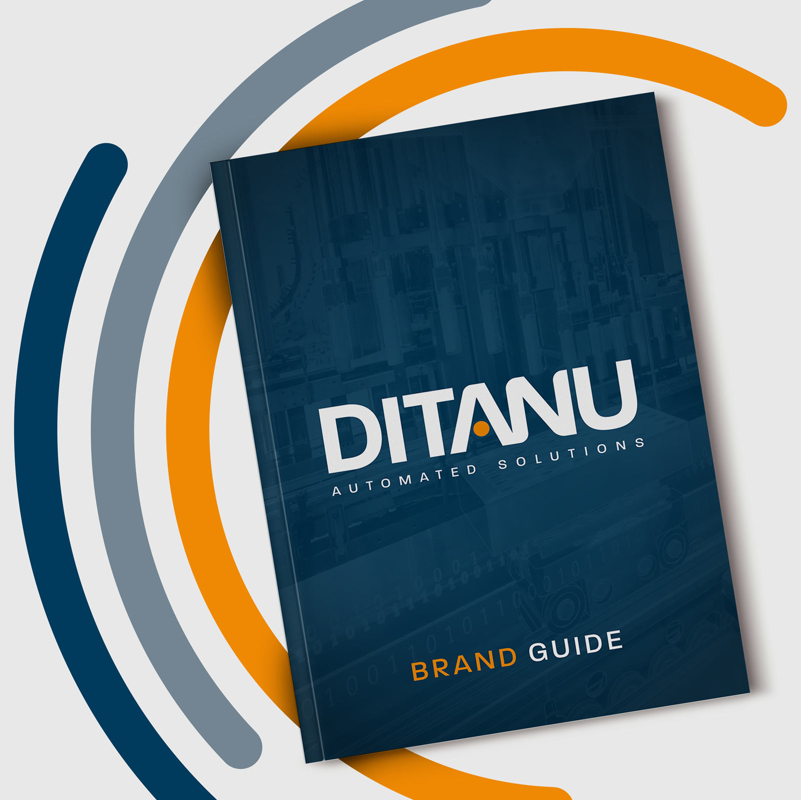 Ditany Automated Solutions Brand Guide