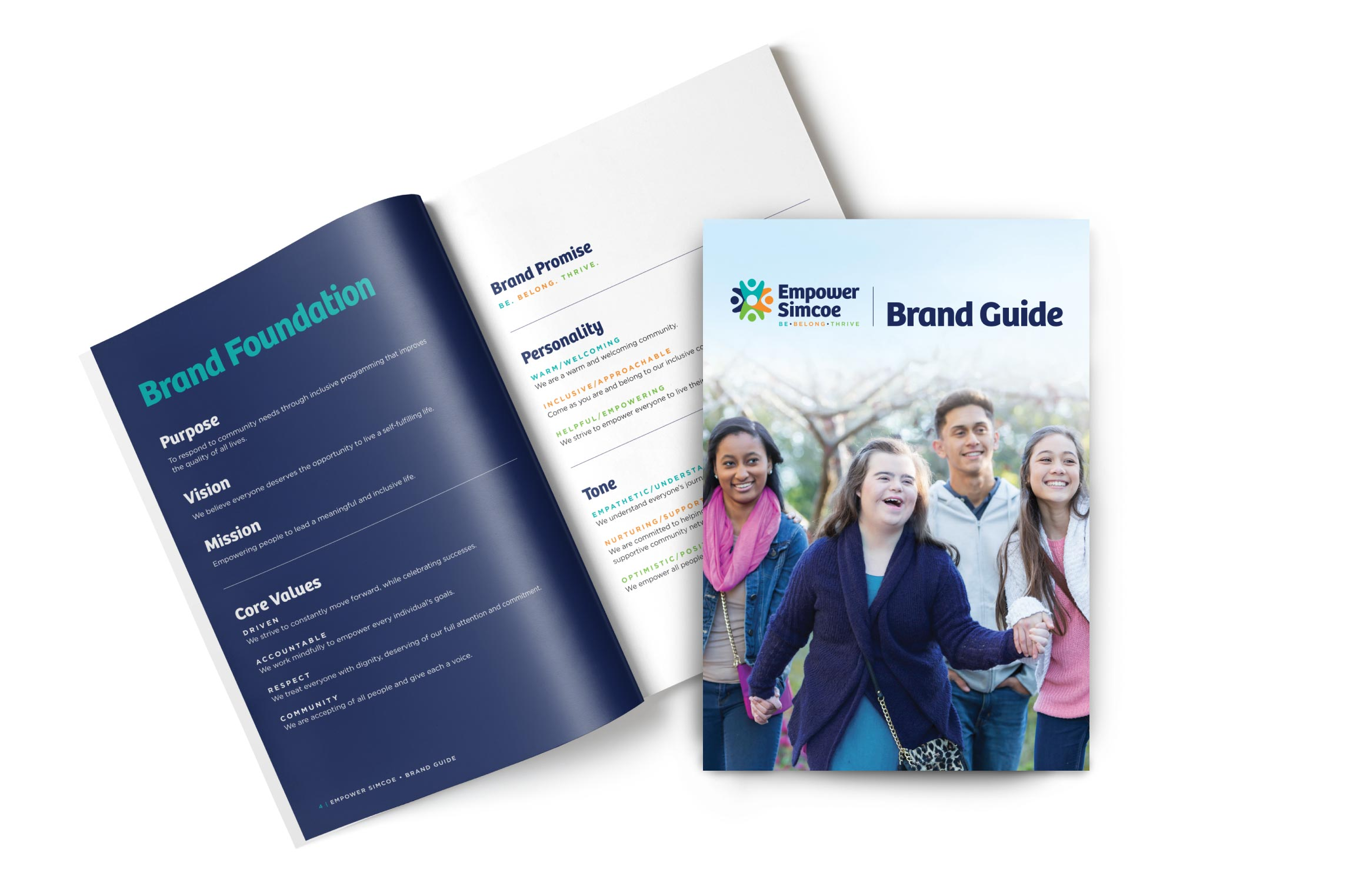 Empower Simcoe Brand Guide